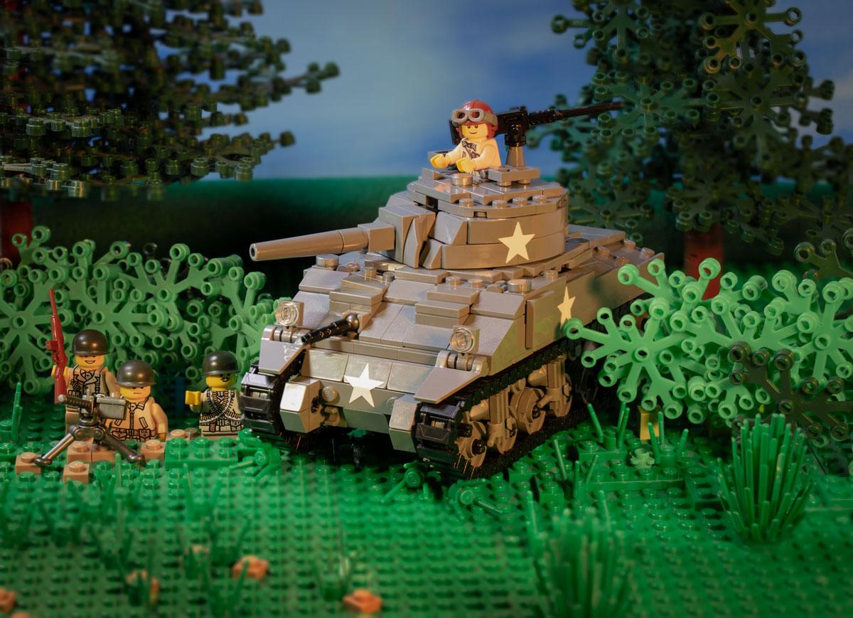 M Sherman Prime
