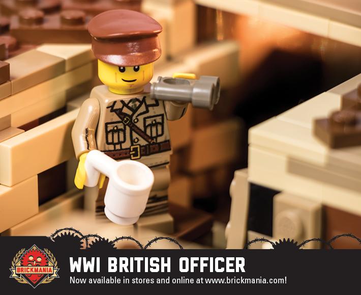 WWI British Officer