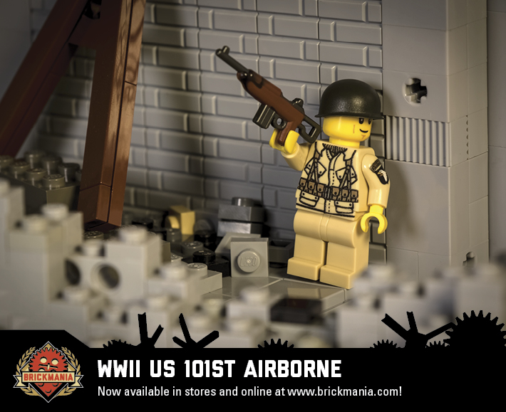 WWII US 101st Airborne