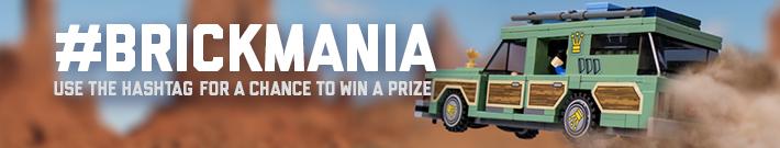 Brickmania Hashtag Giveaway